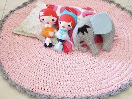 such a nursery rugs crochet using a stencil editeestrela design
