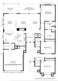 saddlebrooke floor plan montana model medium