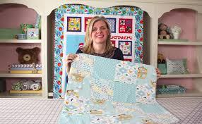 how to make a quick u0026 simple receiving blanket diy tutorial fat