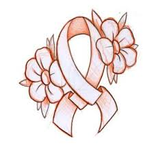 flowers and cancer ribbon zodiac