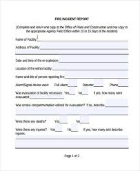 generic incident report template the 25 best incident report form ideas on incident