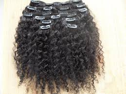 curly hair extensions clip in new style curly hair weft clip in curl