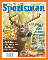 Maine Wmd Map The Maine Sportsman November 2017 By The Maine Sportsman