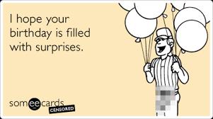 hilarious birthday cards birthday flirt censored package ecard flirting ecard