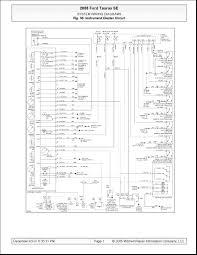 2001 ford taurus stereo wiring diagram floralfrocks