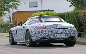 mercedes amg reveals gt roadster and gt c roadster by car magazine