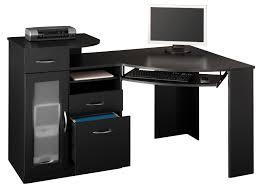 modern computer desk black u2013 my blog