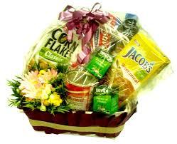Healthy Food Gift Baskets Food Basket