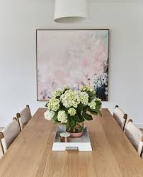 dining room artwork always dreaming by michael bond taking centre stage above dining