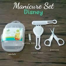 Sisir Bayi jual manicure set gunting kuku bayi sisir bayi warunghani