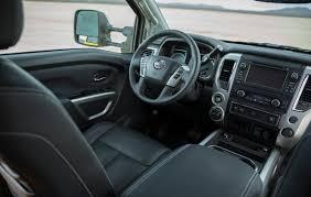 nissan titan interior 2017 2017 nissan titan xd sv test drive