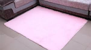 light pink area rug light pink area rugs anti skid soft fluffy shaggy rug dining room