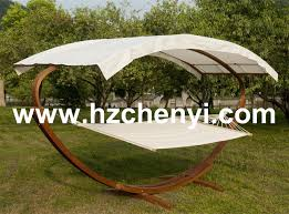 Hammock With Wooden Stand Outdoor Furniture Wooden Hammock Stand With Hammock Wood Hammock