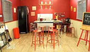bistrot et cuisine cuisine type bistrot idee d amenagement interieur cuisine