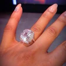 big diamond engagement rings big diamond ring best 25 diamond rings ideas on 3