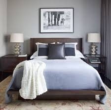 Contemporary Bedroom Decorating HowTo  The Budget Decorator - Contemporary bedrooms decorating ideas