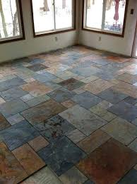 Design For Outdoor Slate Tile Ideas Slate Tile Flooring Ideas New Tiles Extraordinary Outdoor Flooring