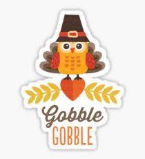 thanksgiving stickers thanksgiving stickers redbubble