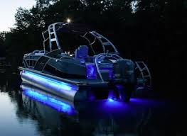 are you legal what qualifies as navigational lighting pontoon