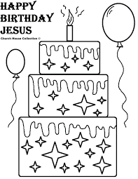 articles with birthday cake coloring pages free tag cake coloring