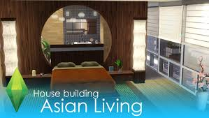 the sims 3 house building asian living apartment youtube