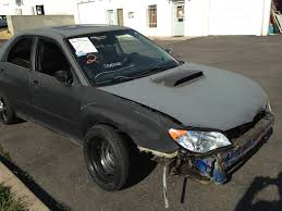 2005 subaru wrx sedan 5 speed complete part out the subie recycler