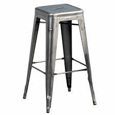 tolix bar stools for sale buy tolix h 70cm high bar stool raw steel xavier pauchard