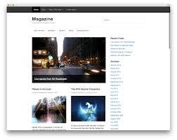 30 best free beautiful u0026 responsive wordpress magazine themes to
