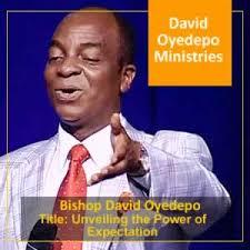 nerveflo unveiling the power of expectation bishop david oyedepo