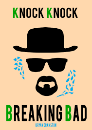 Breaking Bad Poster Alternative Breaking Bad Poster Jake Colling Graphics
