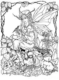 194 fairies u0026 unicorn coloring pages images