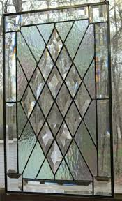 Antique Stained Glass Door by 104 Best Clear Glass Panels Images On Pinterest Beveled Glass