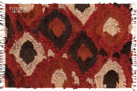 Loloi Rugs Textural Geometric Motifs Inspire Justina Blakeney U0027s Collection