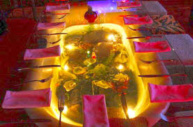 dining room table fish tank fallen angel table life notes