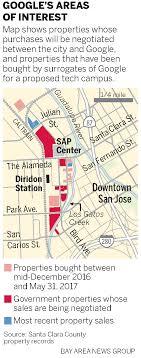 san jose school map downtown plan gets its ok from san jose city