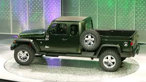 jeep gladiator our 10 favorite jeep concepts of all time