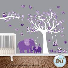 In The Night Garden Wall Stickers Babyzone Everything You Need To Create An Owl Themed Nursery