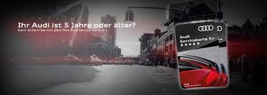 Senger Bad Oldesloe Jetzt Die Audi Service Karte 5 Sichern Auto Senger