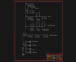 types of electrical drawings in autocad u2013 cubefield co