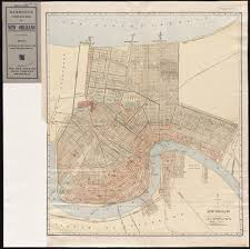 City Map Of New Orleans by Maps Charlie U0027s Neighborhood News