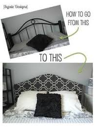 Headboard Bed Frame Best 25 Headboard Cover Ideas On Pinterest Cheap Metal Bed