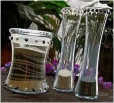 Sand Vases For Wedding Sand Ceremony Kit