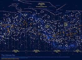 Map Of Constellations Radicalcartography