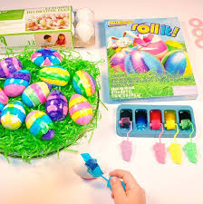 easter egg decorating kits food network skip the kit and decorate your easter eggs