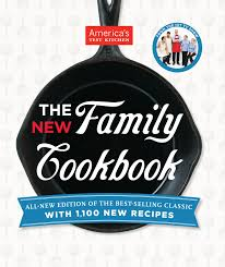 information for media the america u0027s test kitchen new family cookbook