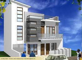 first floor elevation ideas with house exterior modern style