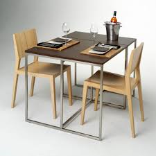 Designer Kitchen Tables Modern Kitchen Tables For Small Spaces 15 Small Modern Kitchen