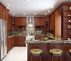 Mocha Shaker Kitchen Cabinets Cabinet Selection At The Rta Cabinet Mall