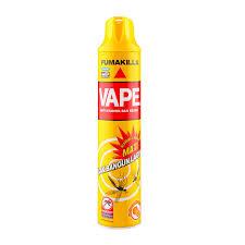 Obat Nyamuk Vape jual fumakilla vape aerosol orange 750ml jd id