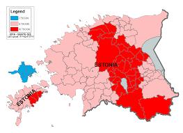 Estonia On The World Map by Hunting In Estonia Eesti Jahimeeste Selts